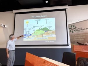 Will Steffen - Climate Modelling Talk